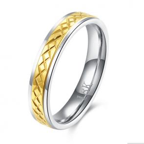 """Дамски пръстен """"Калиопа"""" със сребърно покритие"""